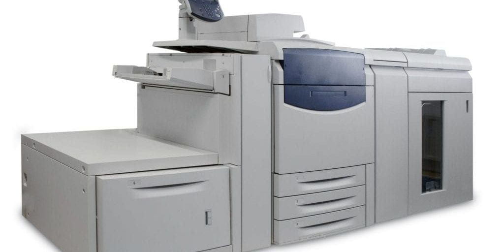 Latest Xerox Reproduction Methods