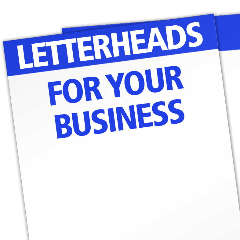Letterheads for your business
