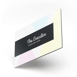 The Executive Business Card