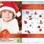 Photo advent calendar make your own